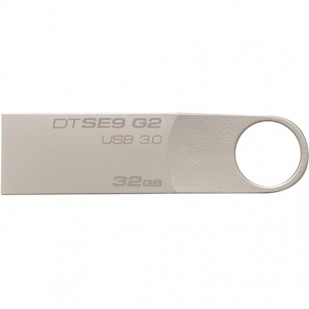 USB STICK KINGSTON; model: DTSE9G2/32GB DATATRAVEL; capacitate: 32 GB; interfata: 3.0; culoare: GRI
