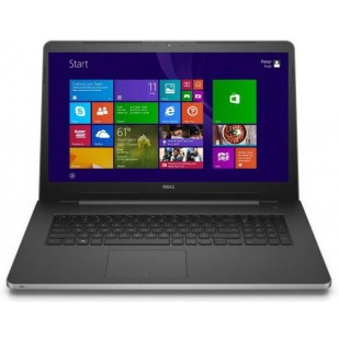 Laptop DELL, INSPIRON 5758,  Intel Core i7-5500U, 2.40 GHz, HDD: 500 GB, RAM: 8 GB, unitate optica: DVD RW, video: Intel HD Graphics 5500, nVIDIA GeForce 920M, webcam