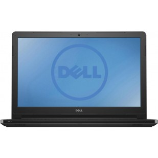 Laptop DELL, INSPIRON 5555, AMD A8-7410, 2.50 GHz, HDD: 500 GB, RAM: 4 GB, unitate optica: DVD RW, video: AMD Radeon R5 M335 (Exo), AMD Radeon R5 Series (Beema), webcam, 15.6 LCD (WXGA), 1366 x 768""