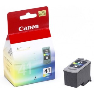 Cartus cerneala Original Canon CL-41,  Color, compatibil iP1600/iP2200/MP150/MP160/MP170/MP180/MP210/MP220, 3 x 4 ml (BS0617B001AA)