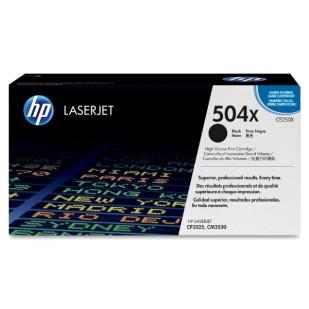 Cartus: HP Color LaserJet CP3525, CM3530 - Black High Capacity