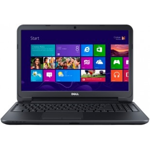 Laptop DELL, INSPIRON 3537,  Intel Core i7-4500U, 1.80 GHz, HDD: 320 GB, RAM: 8 GB, unitate optica: DVD RW, video: AMD Radeon R9 M265X (Venus), Intel HD Graphics 4400, webcam, BT