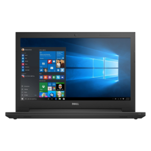 Laptop DELL, INSPIRON 15-3567,  Intel Core i3-6006U, 2.00 GHz, HDD: 500 GB, RAM: 4 GB, unitate optica: DVD RW, video: Intel HD Graphics 520, webcam