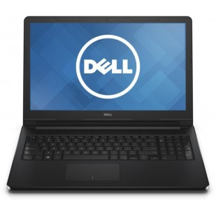 "Laptop DELL, INSPIRON 15-3552, DualCore , 1.60 GHz, HDD: 320 GB, RAM: 4 GB, webcam, BT, 15.6"" LCD (WXGA), 1366 x 768"