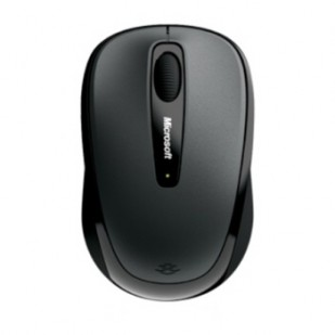 Mouse MICROSOFT; model: 2000; NEGRU; USB; WIRELESS