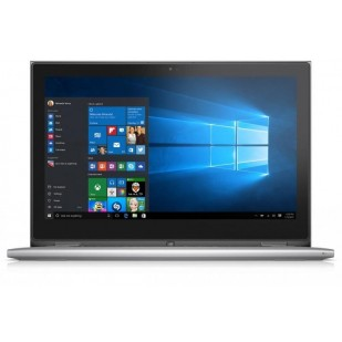 Laptop DELL, INSPIRON 13-7359, Intel Core i3-6100U, 2.30 GHz, HDD: 500 GB, RAM: 4 GB, video: Intel HD Graphics 520, webcam