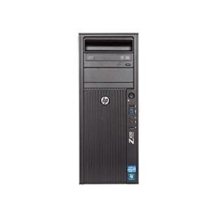 HP Z220 CMT WORKSTATION,  Intel Core i7-3770, 3.40 GHz, HDD: 500 GB, RAM: 4 GB, unitate optica: DVD RW, video: nVIDIA Quadro 2000
