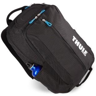 Rucsac Thule Crossover pentru laptop 15'' Apple MacBook Pro, buzunar accesorii, Black, TCBP317K