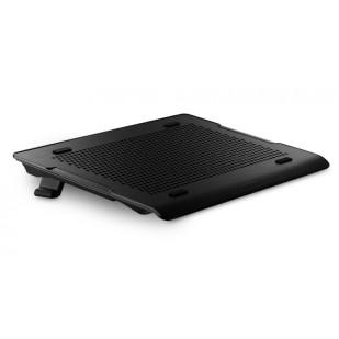 """Stand notebook COOLER MASTER NOTEPAL A200, 16"""", aluminiu, 2x ventilatoare 14cm, 2x USB, Black (R9-NBC-A2HK-GP)"""