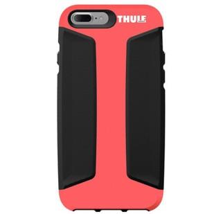 Husa telefon Thule Atmos X4 for iPhone 7 Plus - Fiery Coral/Dark Shadow