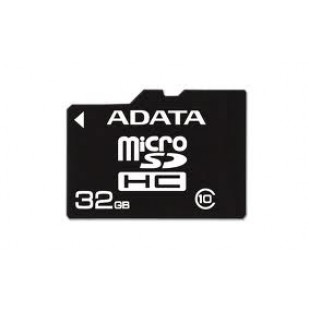Secure Digital Card micro SDHC 32GB class10 ADATA (AUSDH32GUICL10-R)