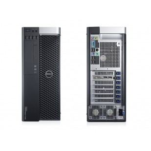 Dell, PRECISION T3600,  Intel Xeon E5-1620, 3.60 GHz, HDD: 500 GB, RAM: 8 GB, unitate optica: DVD RW, video: nVIDIA Quadro 600