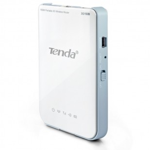 ROUTER TENDA; model: 3G150B; WIRELESS