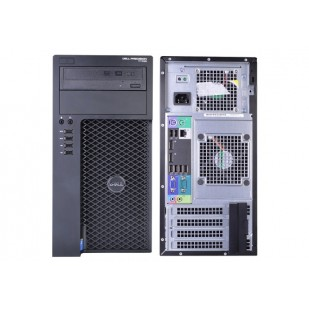 Dell, PRECISION T1650,  Intel Xeon E3-1220 v2, 3.10 GHz, HDD: 500 GB, RAM: 4 GB, unitate optica: DVD RW, video: nVIDIA Quadro 600; TOWER