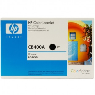 Cartus: HP Color LaserJet CP 4005 Series - Black