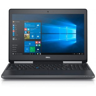 "Laptop DELL, PRECISION M7510, Intel Core i7-6820HQ, 2.70 GHz, HDD: 1 TB, RAM: 16 GB, video: Intel HD Graphics 530, nVIDIA Quadro M2000M, 15.6"" LCD"