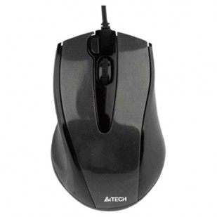 Mouse A4TECH; model: N-500F; NEGRU; USB