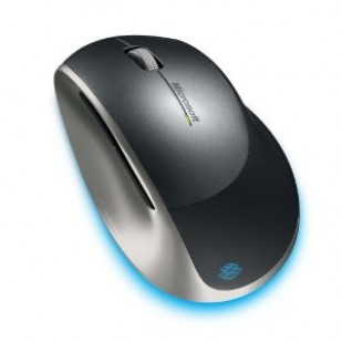 Mouse MICROSOFT; model: EXPLORER; GRI; USB; WIRELESS