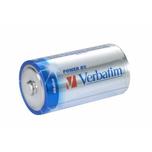 BATERIE VERBATIM  C ALKALINE 2PK (49922)
