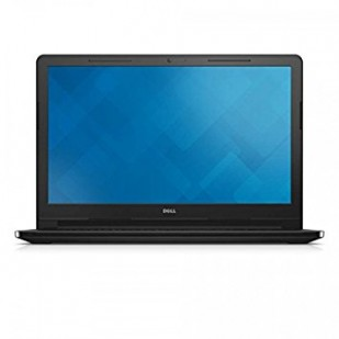 Laptop DELL, VOSTRO 3558,  Intel Pentium 3825U, 1.90 GHz, HDD: 500 GB, RAM: 4 GB, unitate optica: DVD RW, video: Intel HD Graphics, webcam