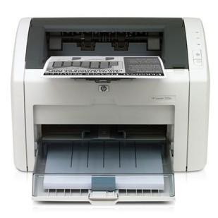 """Imprimanta LASER HP model: LASERJET 1022N; format: A4; RETEA; USB; SH; """"Q5912A""""; """"grad B, fara cartus, pentru piese"""""""