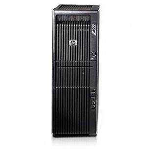 HP Z600 WORKSTATION, 2x Intel Xeon X5650, 2.67 GHz, HDD: 500 GB, RAM: 8 GB, unitate optica: DVD RW, video: nVIDIA Quadro FX1800