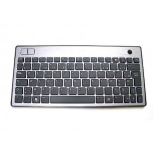 Tastatura DELL model RK906 layout ITA NEGRU USB WIRELESS MULTIMEDIA