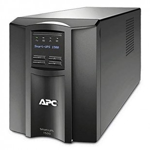UPS APC; model: SMART 500; format: TOWER; management; iesiri: 4; BATERII NOI