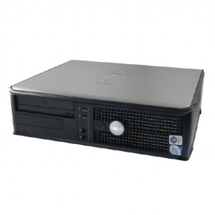 Dell OptiPlex 780; Intel DualCore E5500 2.8 GHz; DESKTOP