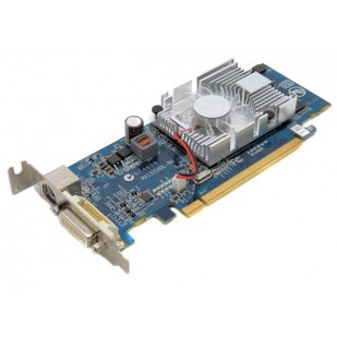Placa video: ATI X1550; 256 MB; PCI-E 16X; DMS 59; S-VIDEO; SH