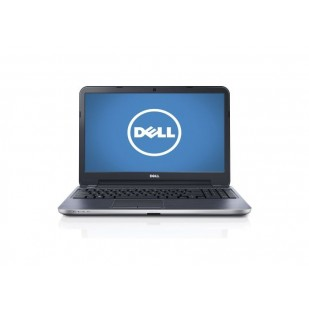 "Laptop Dell Inspiron 5537; Intel Core i7-4500U 1800 Mhz; 4 GB DDR3; 1000 GB SATA; Ecran 15.6"", HD  16:9  1366x768; Intel HD Graphics Shared; DVD RW;  webcam; -; Metal; OS Optional; pata alba pe ecran"