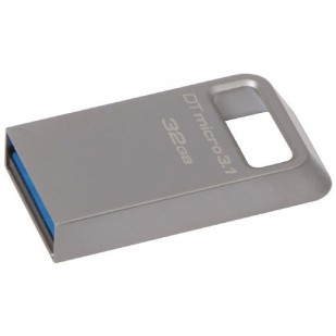 USB3.0  32GB KINGSTON DataTraveler Micro 3.1 (DTMC3/32GB)