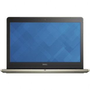 Laptop DELL, VOSTRO 5468,  Intel Core i5-7200U, 2.50 GHz, HDD: 320 GB, RAM: 8 GB, video: Intel HD Graphics 620, webcam