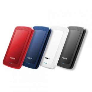 """HDD ADATA EXTERN 2.5"""" USB 3.1 2TB   HV300 Black """"AHV300-2TU31-CBK"""" (include timbru verde 0.5 lei)"""