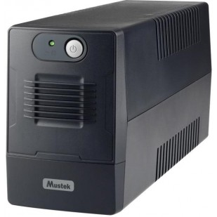 UPS MUSTEK; model: POWERMUST 400EG 400VA; format: TOWER;