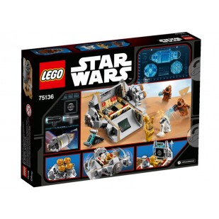 Capsula de salvare Droid™ (75136)