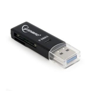 """Card Reader USB 3.0 GEMBIRD """"UHB-CR3-01"""""""