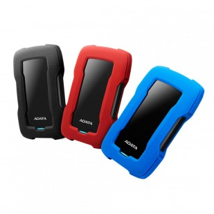"HDD ADATA EXTERN 2.5"" USB 3.1 2TB HD330 Black ""AHD330-2TU31-CBK"" (include timbru verde 0.5 lei)"
