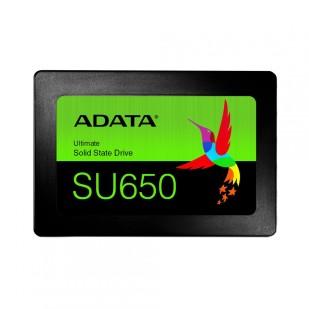 """SSD ADATA 2.5"""" SATA3  960GB Ultimate  SU650 3D TLC NAND """"ASU650SS-960GT-R"""""""