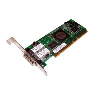 "Placa retea: QLOGIC QLA2342; PCI-X; 2 x LC OPTICAL; ""US04U854135505A82RA3, 04U854, FC5010409-30  G""; SH"