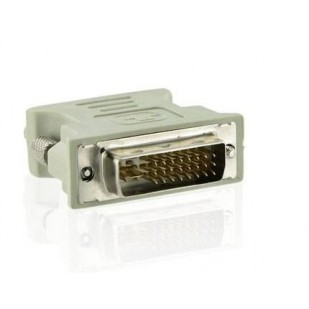 "4WORLD Adapter: DVI-I to VGA; ""06094"""