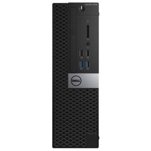 Dell, OPTIPLEX 5040,  Intel Core i5-6500, 3.20 GHz, HDD: 128 GB, RAM: 8 GB, DVD, SFF, WINDOWS 10