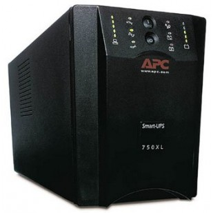 UPS APC; model: SMART SUA750XL; format: TOWER; management; iesiri: 8; factory refurbished