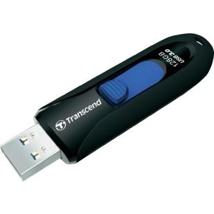 USB 3.0 128GB TRANSCEND JetFlash 790, Citire: 90 MB/s, Scriere: 40 MB/s (TS128GJF790K)