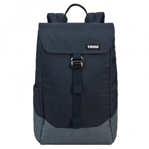 Rucsac urban cu compartiment laptop Thule LITHOS Backpack 16L, Carbon Blue