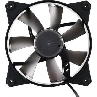 "FAN FOR CASE COOLER MASTER. ""MasterFan Pro 120 Air Flow"" 120x120x25mm, 84.5CFM, ideal evacuare aer cald (MFY-F2NN-11NMK-R1)"