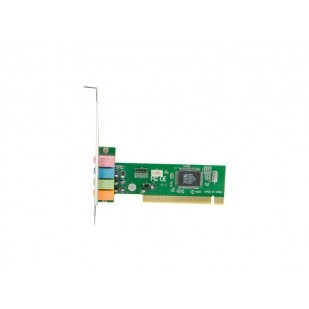 "Placa de sunet 4WORLD (5.1); PCI; ""CMI8738"""