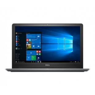 Laptop DELL, VOSTRO 5568, Intel Core i5-7200U, 2.50 GHz, HDD: 500 GB, RAM: 4 GB, video: Intel HD Graphics 620, webcam