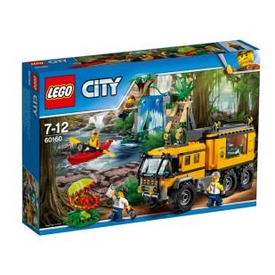 Laboratorul mobil din jungla (60160)
