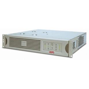 UPS APC; model: SMART 1400VA; format: 2U; management; iesiri: 8, BATERII NOI